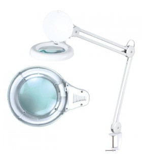 Flexo 5 Diopter Magnifier with Fluorescent Dismoer 19531