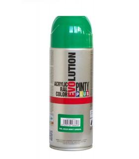 Pintyplus Evolution tinta spray acrílica branca fosca RAL-9010 400ml