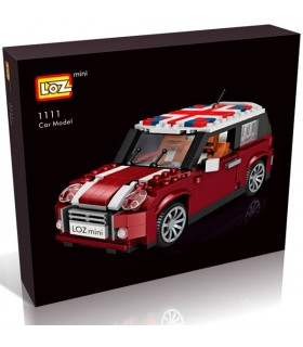 Mini Cooper Loz mini 492 pieces
