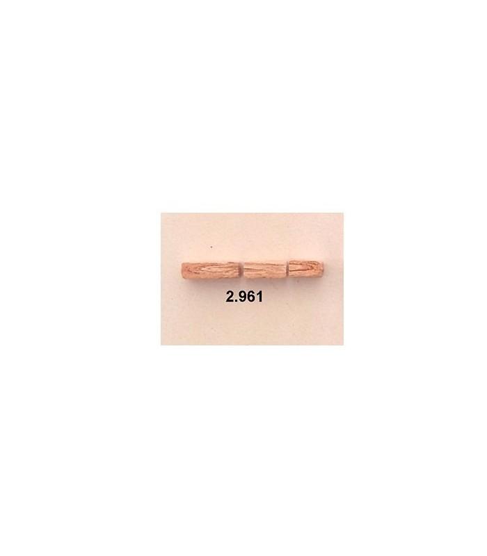 Cuit Piedra mosaico rosada 4x10mm
