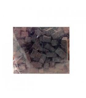 Cuit Piedra mosaico 6x6x12mm Negra 150g