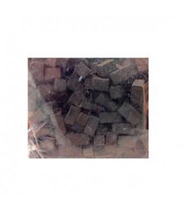 Mosaico Cuit Stone 6x6x12mm Preto 150g