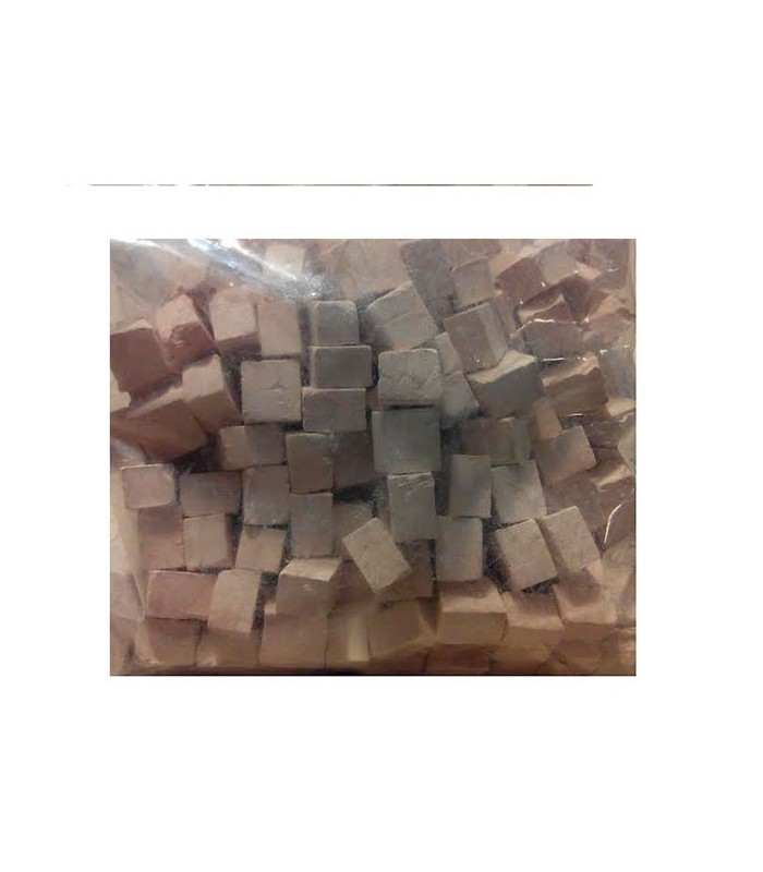 Cuit Piedra mosaico 6x6x12mm Gris 150g