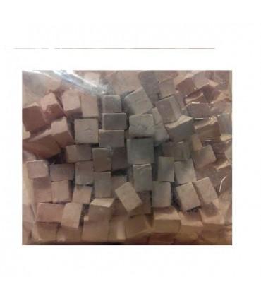 Mosaico Cuit Stone 6x6x12mm Cinza 150g