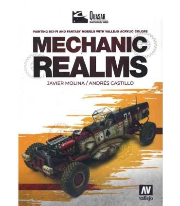 Libro Mechanic realms Quasar book series
