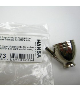 Copa metálica 5ml para HANSA 681