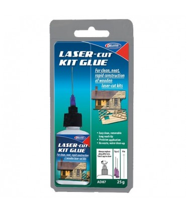 Pegamento Deluxe Laser Kit 25gr