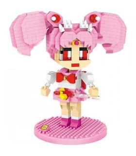 Personaje de Anime Loz de 610 piezas REF. 9211