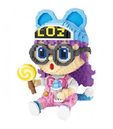 Personaje de Anime Loz Block de 1940 piezas REF. 9043
