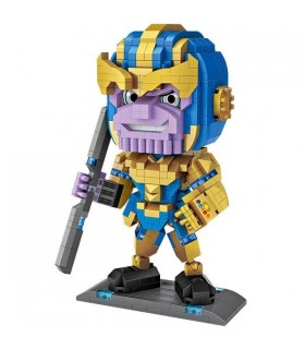 Loz animation character 750 pieces 9220