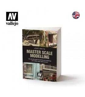 Le livre de José Brito Master Scale Modeling 75.020