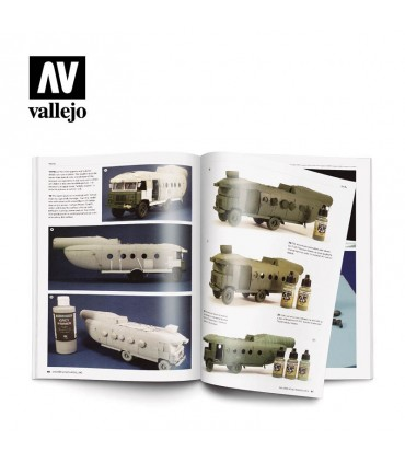 Libro de José Brito Master Scale Modelling 75.020