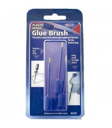 Deluxe Plastic Magic brush pack