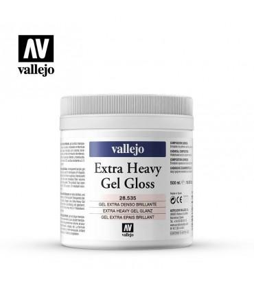 Gel Extra Denso Brillante Vallejo 500ml. 28535