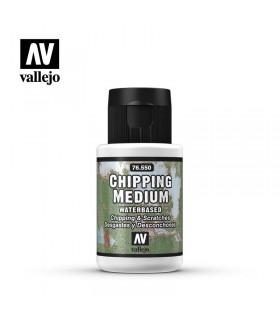 Chipping Medium 76550 Acrílicos Vallejo