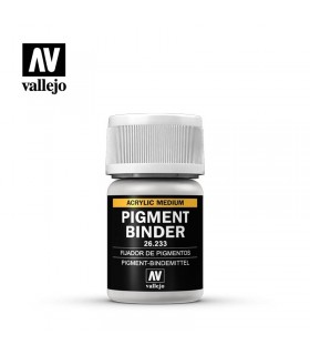 Fijador Pigmentos Acrilicos Vallejo 30ml