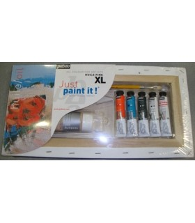 Kit Pebeo pintura al oleo Just Paint it! ref. 333550