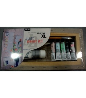 Kit pintura al oleo Pebeo Just Paint it! ref. 333540