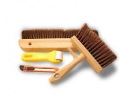 Colas y herramientas para empapelar