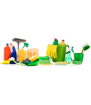 Produtos de manutenção e limpeza