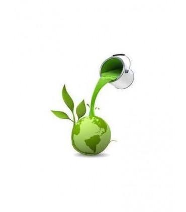 Vernice ecologica in plastica