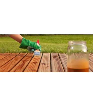 Vernizes ecológicos e lasur