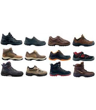 Botas e calçados de segurança