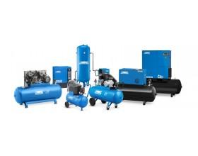 Compressores, turbinas, aspiradores de pó e airless