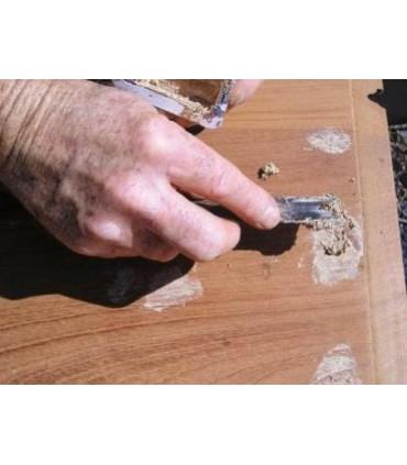 Mastic pour le bois