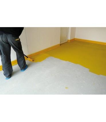 Pintura y productos de mantenimiento para suelos