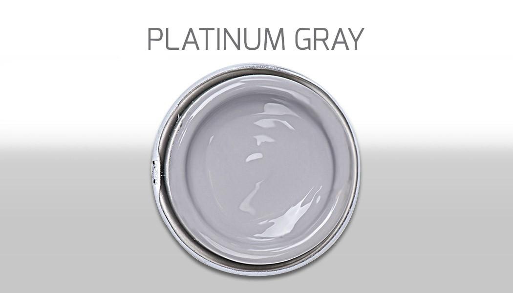 Gris platino
